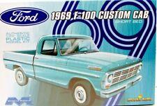 1969 Ford F-100 Pickup Moebius Models 1227 1/25 New Truck Model Kit