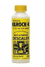 Kilrock K Multi Purpose Descaler Action Rapide Bouteille 250 ml l'Original Acier