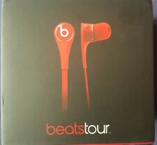 Beats By Dr Dre Tour In-Ear Wired EarPhone Made for iPod iPhone iPad RED NEW