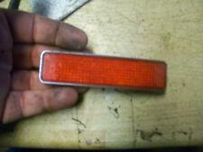 1986 Suzuki LS650 LS 650 Savage Red Reflector