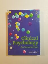 Clinical Psychology: An Introduction 1st Edition Paperback 2012