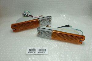DAIHATSU F70 ROCKY FEROZA FOURTRAK TURN SIGNAL LAMP ASSY FRONT BUMPER