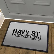 Navy Street MMA Doormat Welcome Mat from TV Series Kingdom