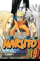 Naruto Paperback Kishimoto Masashi