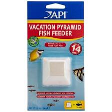 API 7 to 14 Day Pyramid Fish Feeder Holiday Food Vacation Food Block