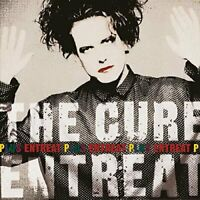 THE CURE : ENTREAT PLUS : BRAND NEW & SEALED 2X 180 GRAM VINYL LP