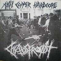"Chaosfront / Rakitis Anti Copper Hardcore / Åt He 10"" Vinyl Schallplatte 84663"