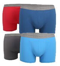 4er Pack Tom Tailor Herren Slips Pants Hipster Boxer Shorts 70249 618/428