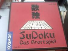 Kosmos Sudoku Das Brettspiel 1-4 Spieler, ab 10 jahren / bzw. ab 6 Jahren, Spiel