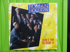 Roman Holliday - Don't Try To Stop It JIVE 39 *3 for 1 on postage*