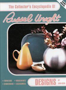 Russel Wright Furniture Dinnerware Housewares Accessories / Book + Values