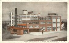 Elizabethtown Pa Klein Chocolate Co Printing Dept c1915 Postcard