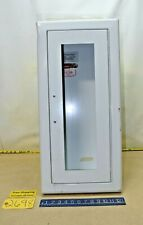 New listing Larsen's Listed Fire Extinguisher Cabinet for Fire Walls Rated up to 2 hours