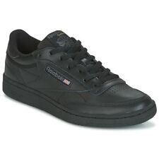 Reebok Classic Club C 85 Men's Black/Charcoal Sneakers Tennis Athletic Shoes