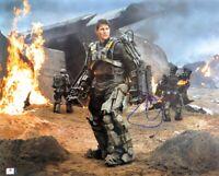 Tom Cruise Signed Autographed 16X20 Photo Edge of Tomorrow Battlefield GV814270