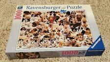 Ravensburger Dogs Puppies 1000 Piece Puzzle Softclick 20x27inch Dogs Galore!