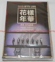 New Bangtan Boys 2015 BTS Live In the Mood for Love on stage Japan Edition 2 DVD