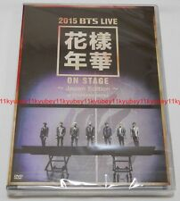 Bangtan Boys 2015 BTS Live In the Mood for Love on stage Japan Edition 2 DVD EMS