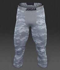 Nike Jordan Cloud Camo 3/4 Compression Men's Tights 814657 012 (SZ XL), $50 !!!