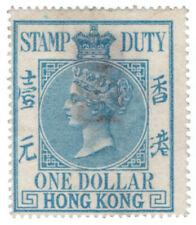 (I.B) Hong Kong Revenue : Stamp Duty $1