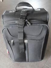 Delsey  2 Rollen Trolley Kabinentrolley Koffer 55 cm unisex Polyester neuwertig