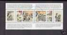 Nederland 1677 Olie B Bommel strip 1996 gestempeld/USED