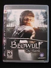 Beowulf: The Game (Playstation 3) MINT!