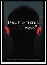NOKIA Mobile Phones__Original 1993 Trade Print AD promo / advert__Cell__Cellular