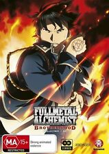 Fullmetal Alchemist - Brotherhood : Collection 2 : Eps 14-26 (DVD, 2010, 2-Disc
