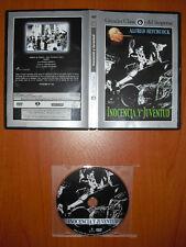 Inocencia y juventud (Young and Innocent) 1937 [DVD] Clásicos Alfred Hitchcock