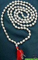 Parad Mala 108 1 Mercury Beads Paras Rosary ( 6mm  ) !!!