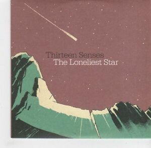 (GF866) Thirteen Senses, The Loneliest Star - 2010 DJ CD