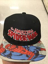 The Amazing Spider-Man SnapBack Trucker Hat. Brand New. One Size Fits All