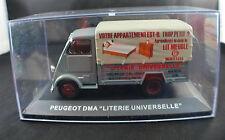 "Altaya/Kiosque/Atlas◊Peugeot DMA ""Literie Universelle ◊1/43 neuf en boite/boxed"