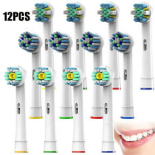 12PCS Replacement Brush Heads for Oral B Electric Toothbrush Assorted NEW