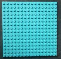 Lego 16x16 Sky Blue Baseplate Friends