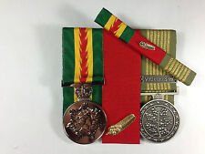 Australian Fire Service Medal, Commendation for Brave Conduct