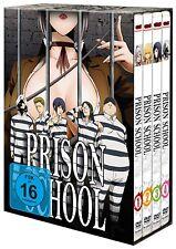 Prison School - Gesamtausgabe - DVD - NEU