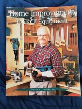 Home Improvement Tools & Equipment (Jacobs, 1994, Softcover)
