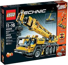 Lego 42009  Technic Mobile Crane BRAND NEW