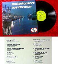 LP Hafenkonzert aus Bremen Rolf Simson Inga Horn