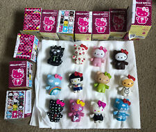Hello Kitty Complete Set Urban Outfitters Series 2 Vinyl Figure Blind Box New