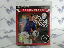 GIOCO PLAYSTATION 3 PS3, FIFA STREET, PAL, ITALIANO, USATO