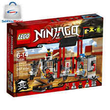 LEGO NINJAGO Kryptarium Prison Breakout 70591 Building Set Sealed Free Shipping
