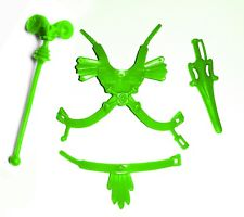 PRE-ORDER Vintage MOTU Custom SKELETOR GLOW OFF WHITE DELUXE ARMOR /& WEAPONS SET