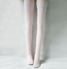 [wamami]12# White1/4 MSD AOD DOD DZ BJD Dollfie Sexy Fishnet Stockings