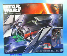Hasbro Star Wars firsr Order Special Forces / b3920 / TIE FIGHTER CON PILOTO
