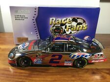 2005 Action RUSTY WALLACE #2 Miller Lite/Snap-On 85th Chrome Diecast Nascar 1/24