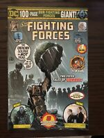🇺🇸 OUR FIGHTING FORCES 100 PAGE GIANT #1 Jim Lee Batman DC Comics Walmart NM