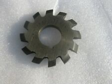 Union Utd Involute Gear Tooth Cutter No2 10p 55 To 134t 1 Id